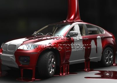 Automobilio dažymas